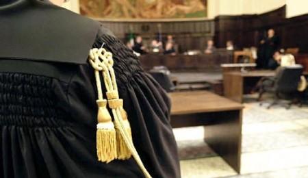 Avvocato in udienza