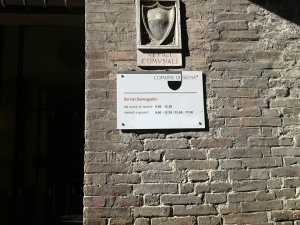 Ufficio Anagrafe Siena